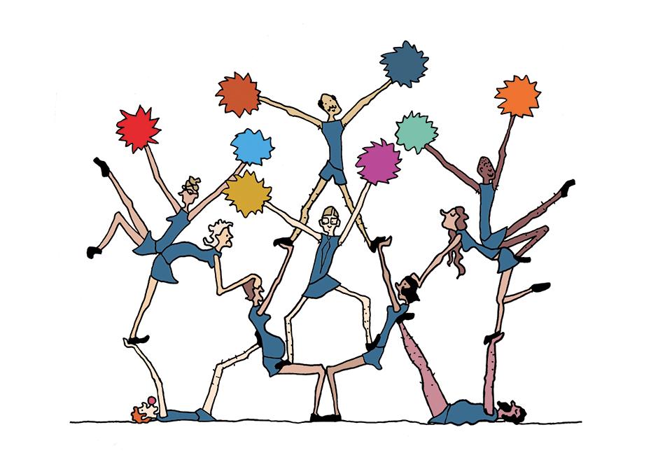 cheerleaders_samenwerken_pix